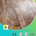 Commercial 12.3mm E1 Mirror Beech Waxed Edged Laminate Floor
