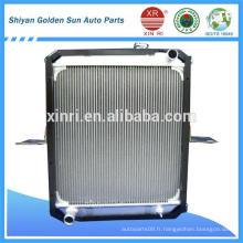 Radiateur de refroidissement à moteur Stryr WG9625531323 pour Howo Truck