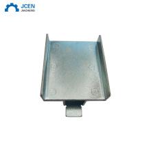 custom aluminium sheet metal stamped parts
