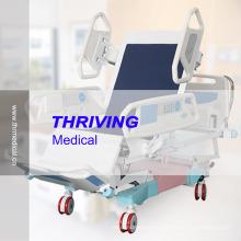 Thr-Eb8800 Медицинская электрическая больничная койка с 8 функциями