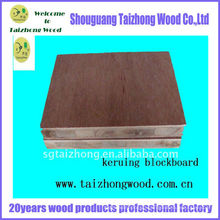High quality with pine core blockboard