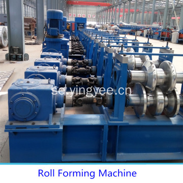 Automatisk Three Wave Highway Guardrail Machine