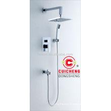 Ensemble mélangeur de douche caché DS-6107