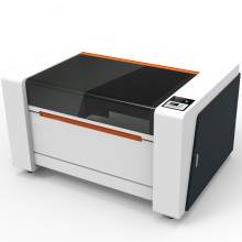 Laser cutting machine for footwear
