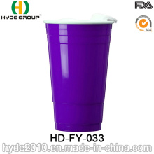Tasse solo en plastique pour boissons froides