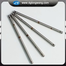 High precision machining SS 50mm length linear shaft