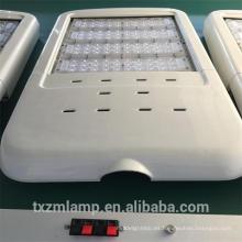 Las luces de calle solares baratas al aire libre del aluminio alto del lumen 40w llevaron la luz de calle solar