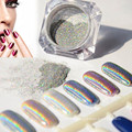 Holo pigment used for nail polish