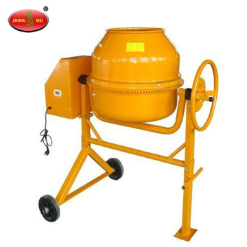 Portable Small Towable Electric Cement Mixer