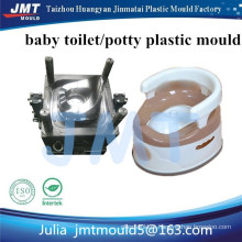 OEM customized baby potty/closestool plastic injection mould maker