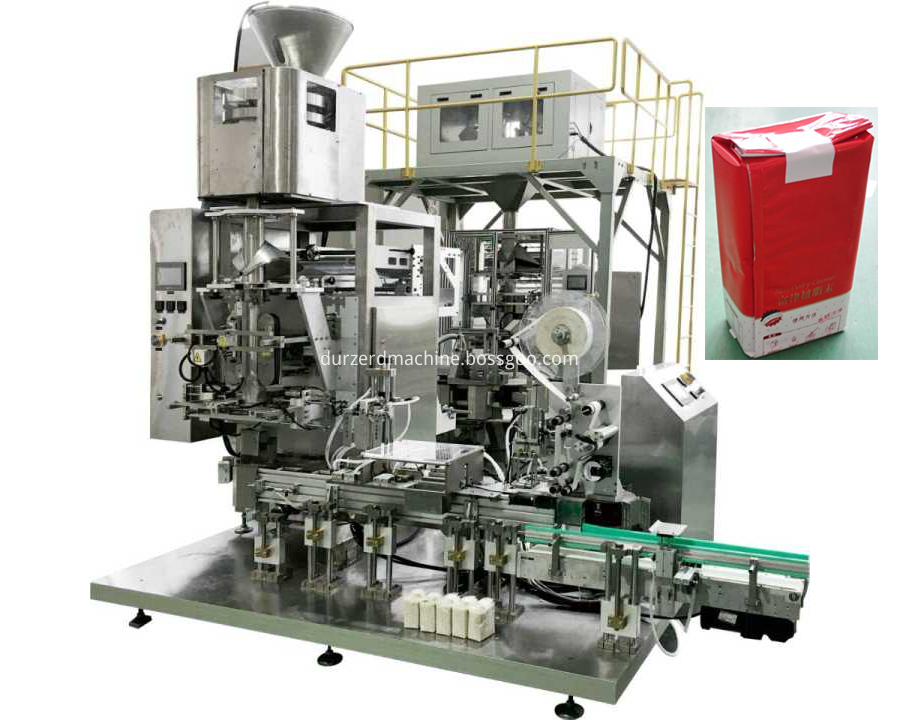 Vertical Packing Machine And Labeling Machine Png