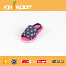 new model cheap soft sole beautiful kids slipper