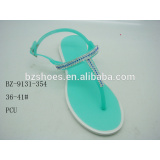 BZ-9131-354 PCU sole sandal Chinese supplier PCU shoes fashion PCU slipper
