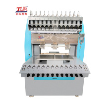 Low power consumption automatic colorant dispenser machine