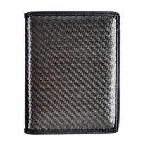 Muti-use Carbon fiber men wallet
