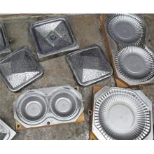 Matte Chrome Plating Melamine Tableware Compression Molds (MJ-020)
