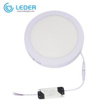 LEDER Circle Powerful 6W LED Panel Light