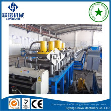 c shape steel beam purlin roll forming machine