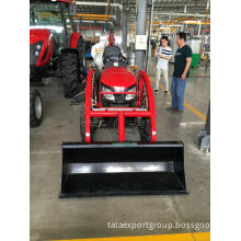 4 Wheel Drive Utility Tractors