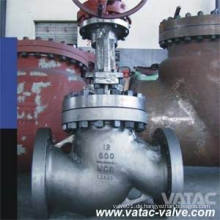 BS1873 Wcb / Wcc / Lcb / Lcc geschraubte Haube Globe Valve für RF-Verbindung