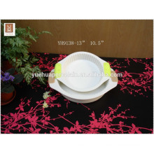 high quality ceramic pan / plate / dish baking mold