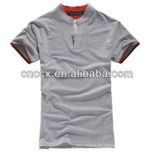 13PT1048 T-Shirt für Herren, trocken geschnittenes Polo-Shirt