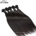 Las extensiones de cabello Nadula rizado blanqueado sin procesar se pueden teñir