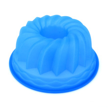 Atoxic Harmless Multi Color Silicone Rubber Baking Cake Mould
