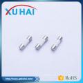Haute température et tension 250V / 3X10mm Fusible en tube de verre / verre