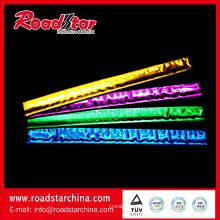 Fabricación de diversos tipos de plástico reflectantes bofetada
