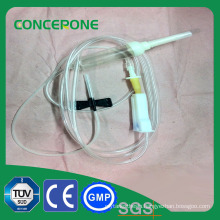 Disposable Medical IV Fluid 3 Way Tube
