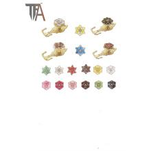 Schöner Entwurf für Blumenvorhang-Haken