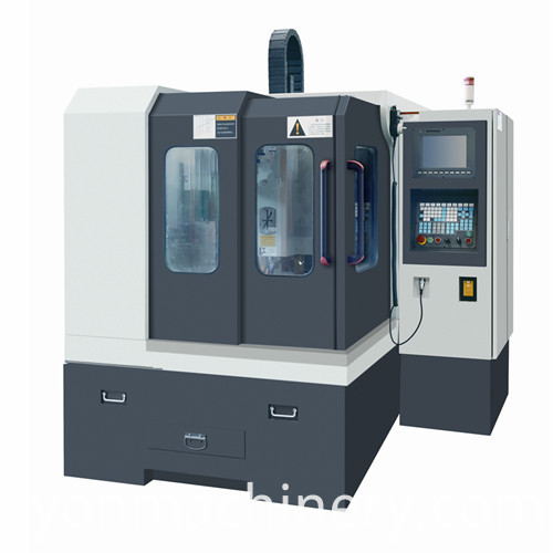 High Rigidity CNC Milling Machines