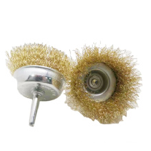 Hot Sale Good Price Polishing And Removing Metal External Steel Wire NHXB-0010 Cup Brush