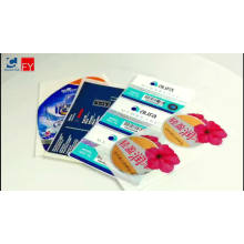 Custom Adhesive Double Layer And Multilayer Booklet Label Sticker