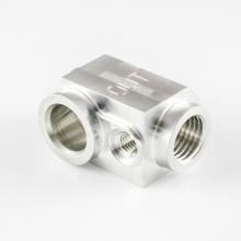 Customized cnc machining aluminum parts aluminum component