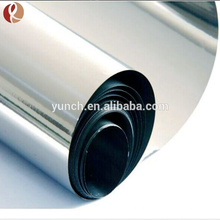 High Purity Ti Titanium Foil 99.99%