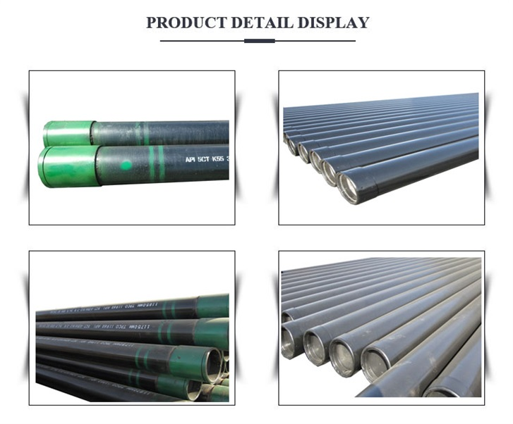 Seamless Oil Casting Pipe