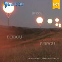 PVC Ballons à LED Lighting Advertising Ballon gonflable pour trépied