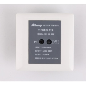 タッチなしHandwave Sensor Switch for Mirror Hotel