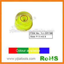 circular acrylic level with ROHS standard YJ-CR1188