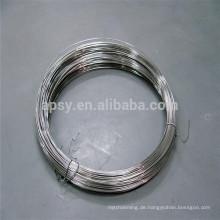 Elektrischer galvanisierter Eisendrahtaufbau benutzte Bindedraht