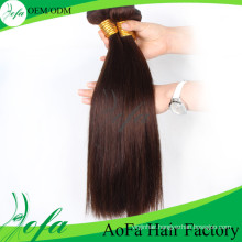 Wholesale Silky Straight Brazilian Remy Human Virgin Hair Weft