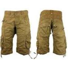 2016 New Fashion Design homens Twill Shorts de carga