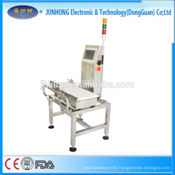 Checkweigher weight checking machine