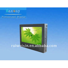 8 inch lcd media player for retail