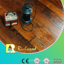 12.3mm E1 HDF AC3 Embossed V-Grooved Waxed Edged Laminated Floor