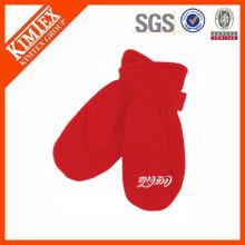 Großhandel benutzerdefinierte billig Winter erwachsenen polaren Fleece Handschuhe