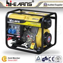 Diesel Welding Generator with Quick Coupling (DG6000EW)