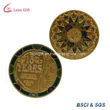 Messing / Zink-Legierung Souvenir Goldmünze für Hochzeit
